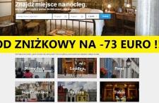 Absolutnie atomowy kod rabatowy od Airbnb. Zniżka 73 euro!