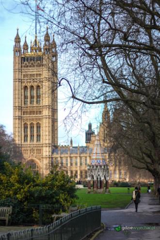 londyn wieża wiktorii