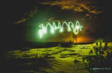 Jak spędzić noc na pustyni? Rozdział 1: Malowanie światłem i narty na Saharze