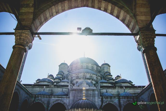 meczet sulejmana stambul