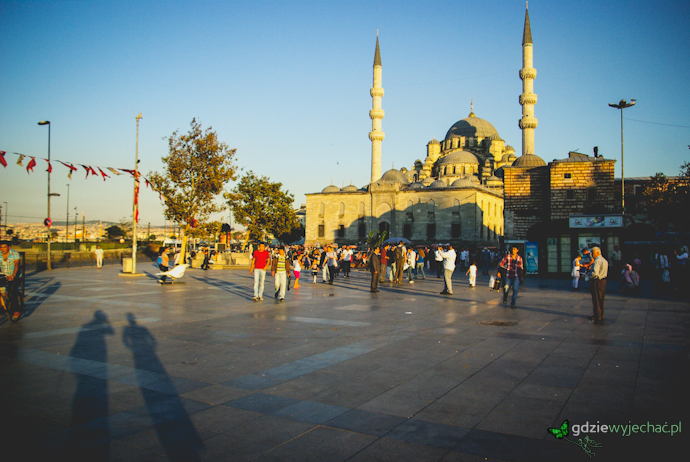 stambuł turcja nowy meczet