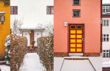 Zimowo z aparatem pomiędzy blokami. Berlińskie osiedla, które doceniło UNESCO