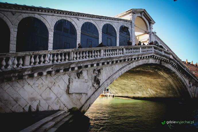 most rialto w wenecja