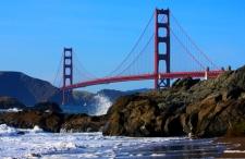 Odwiedźcie miejsce gdzie jak mówią nigdy nie pada deszcz. Loty do San Francisco w Kalifornii z Berlina za 1565 zł.