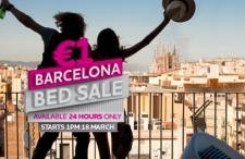 Tydzień w Barcelonie za 7 eur. To możliwe, może nawet w Penthouse
