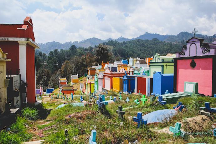 cmentarz chichi guatemala