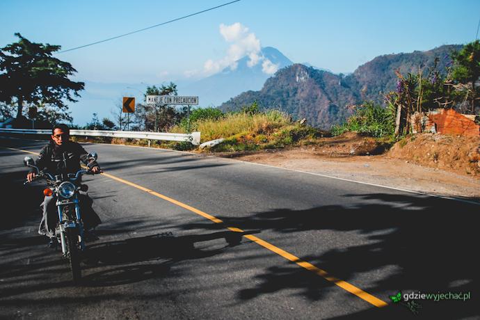 gwatemala panajachel road