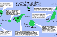 Wyspy Kanaryjskie zawsze spoko. Ale którą wybrać i czym się różnią? Porównanie geograficzne