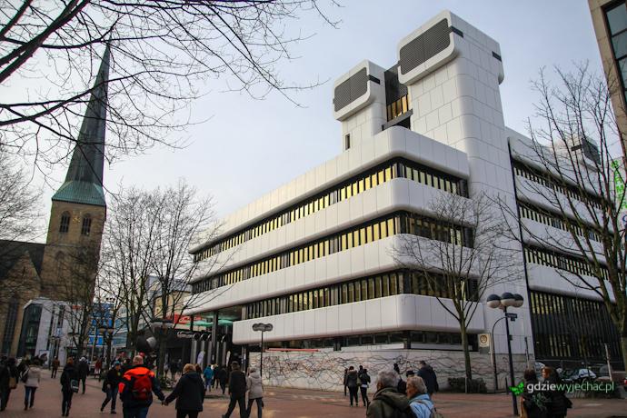 Dortmund architektura