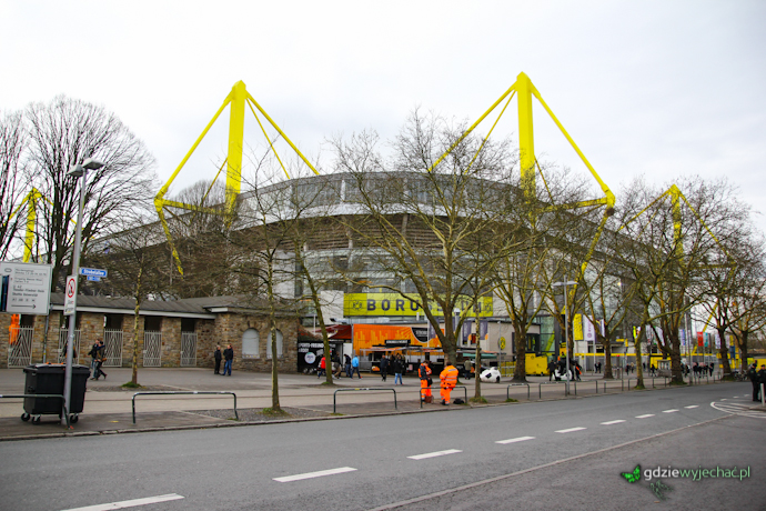Dortmund stadion borussi