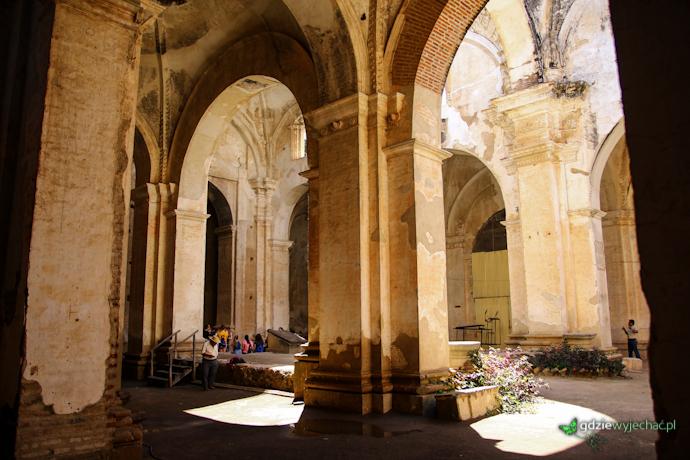 antigua santiago catedral