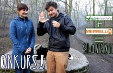 Dołączcie do drużyny Merrell Team. Wyjedźcie z nami do Słowenii