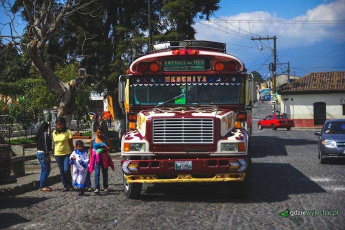 gwatemala chickenbus czikenbus