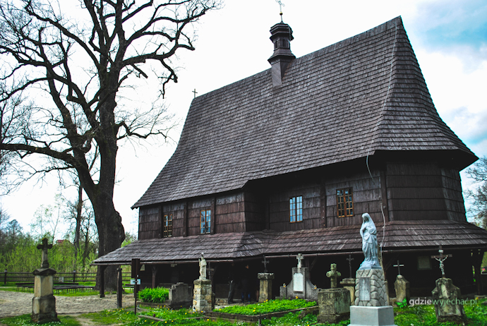 lipnica kościół sw leonarda unesco
