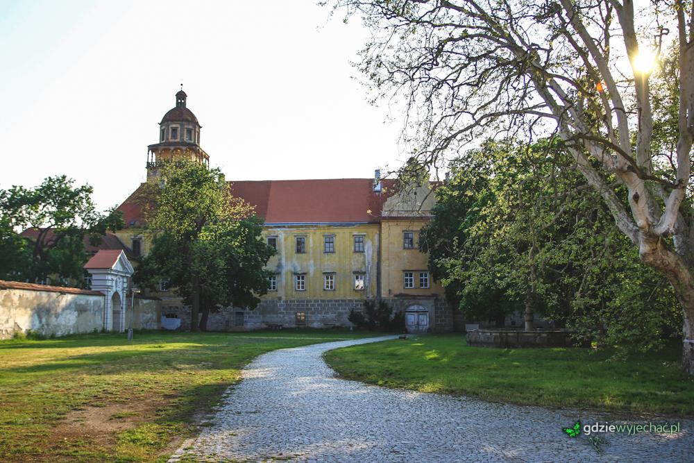 Zamek w Morawskim Krumlovie