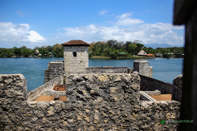 Castello san felipe gwatemala