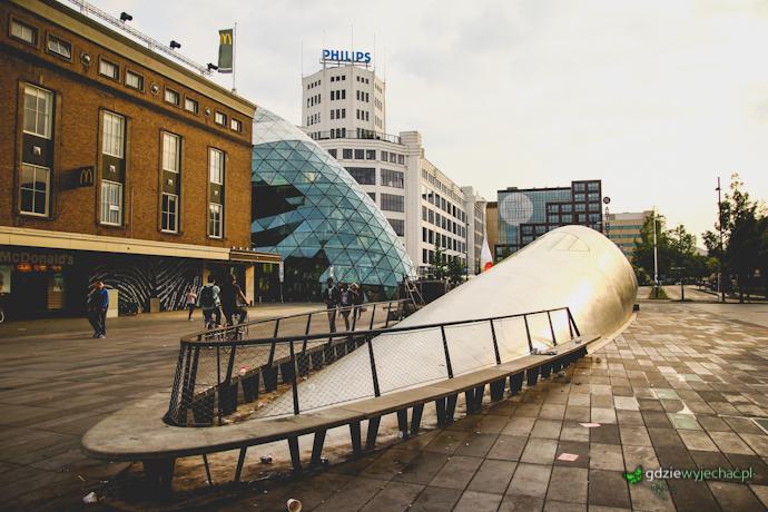 Eindhoven architektura
