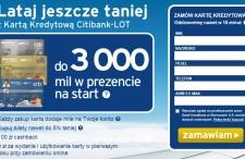 Karta lotnicza Citybank i LOT. Obiecują mile, zniżki, promocje – czy to się opłaca?