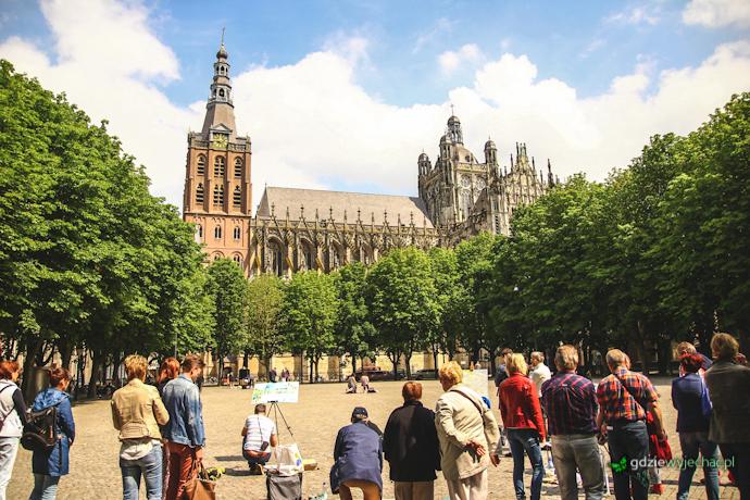 Den Bosch katedra