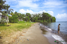 Karaibska wersja Gwatemali. Livingston, Playa Blanca i kolory Ludu Garifuna