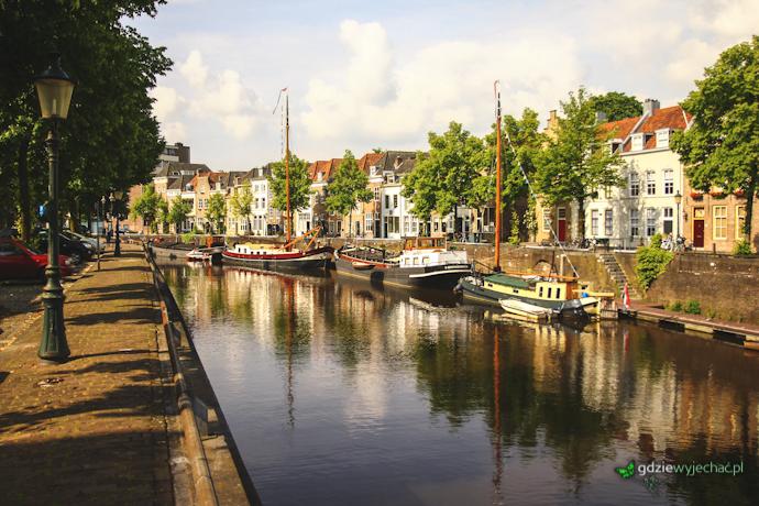 den bosch holandia kanały