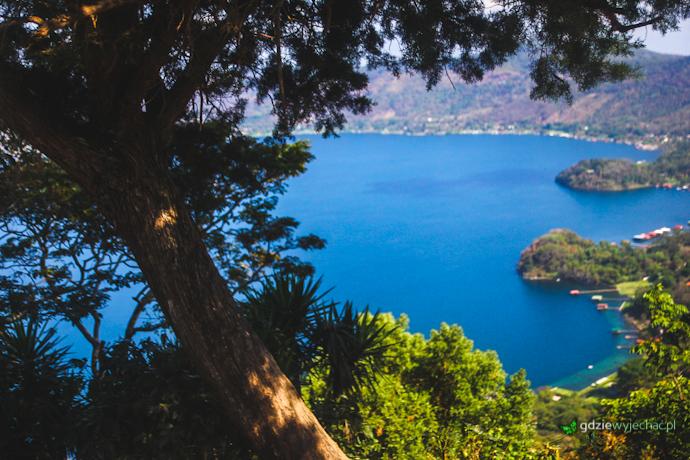 jezioro coatepeque