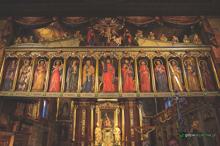 ikonostas cerkiew