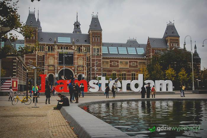 Amsterdam word rijskmuseum