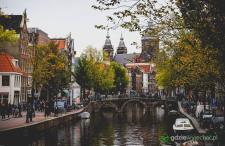 Nasze zwiedzanie Amsterdamu w (niecały) weekend
