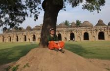 Jesteś w Hampi, to jesteś w Indiach. Niesamowite miejsce!