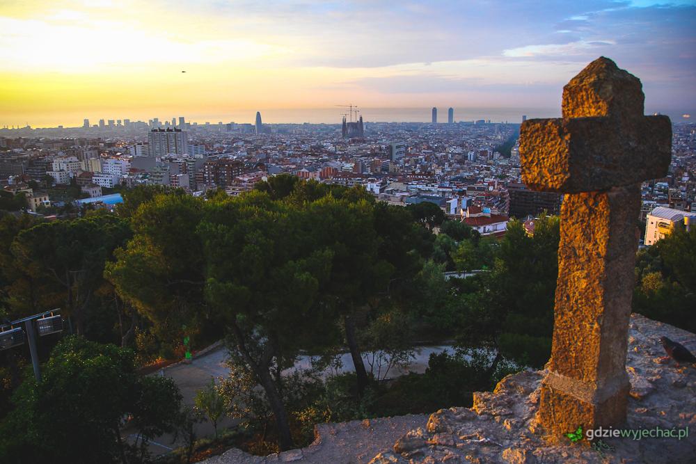 barcelona wschod guell