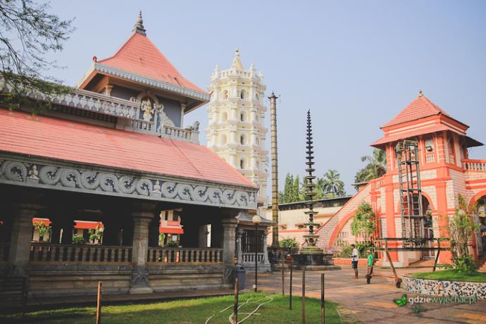goa świątynie