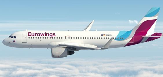 nowe linie lotnicze eurowings