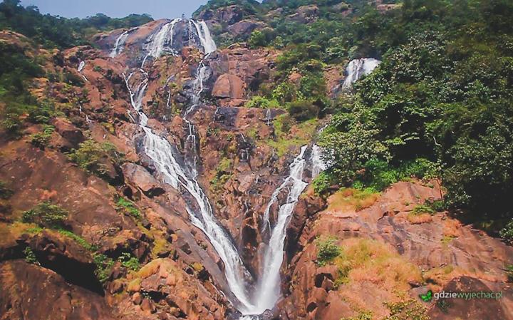 Wodospad Dursarghar Goa
