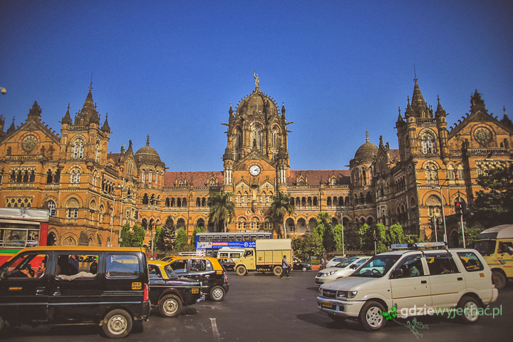 dworzec victoria mumbaj