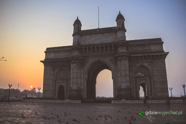 mumbaj wrota indii