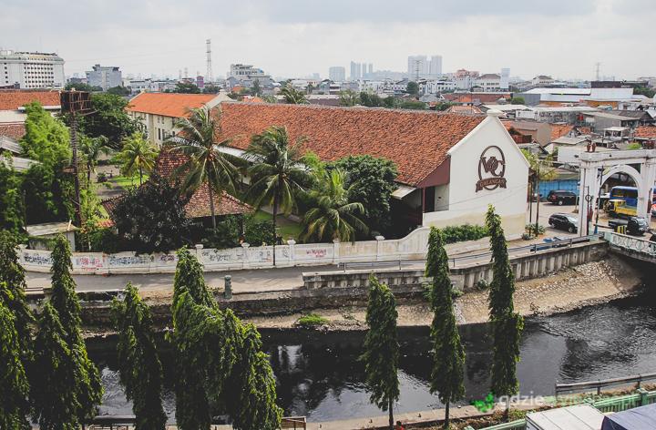 Dżakarta port