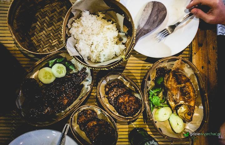 Indonezja jedzenie