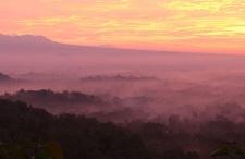 3 godziny snu by zobaczyć TO. Wschód słońca nad Borobudur