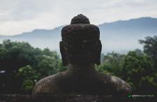 Nasze wspomnienia z Borobudur. Tego wyśnionego i wymarzonego
