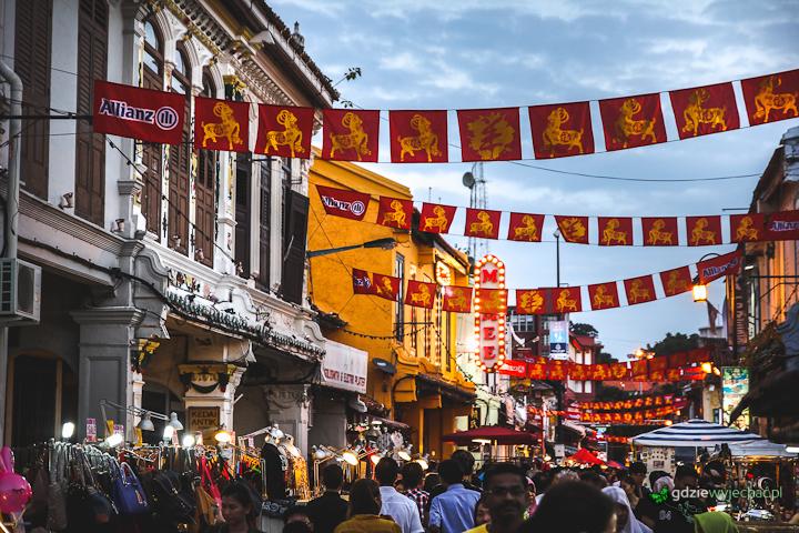 chinatown malakka