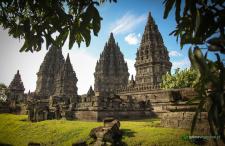 Prambanan, indonezyjski konkurent Borobudur. Lepszy?