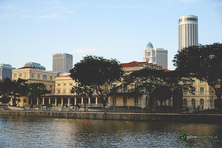Singapur zwiedzanie w 2 dni