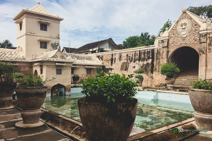 Taman sari yogyakarta pałac