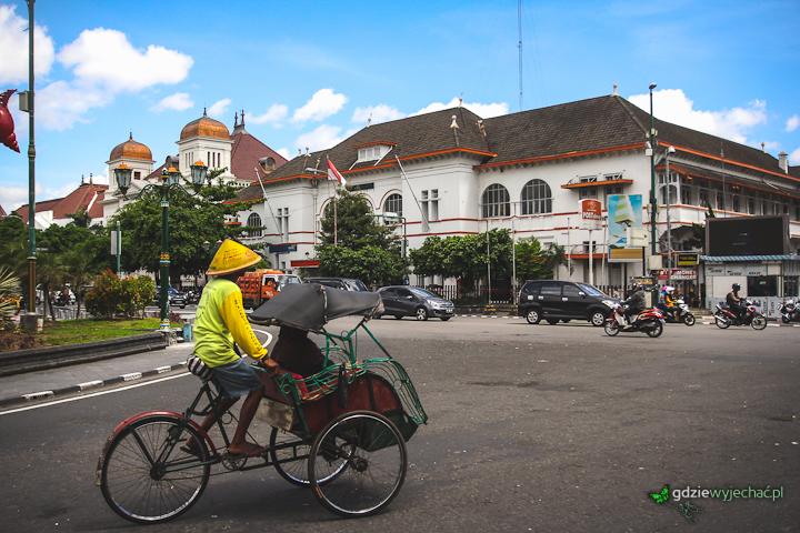 yogyakarta indonezja zabytki
