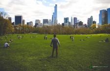 Central Park. Ach co to za świat w świecie jest!