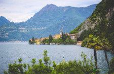 Varenna, Bellagio, Lenno, Star Wars. Urodzinowy weekend nad Jez. Como