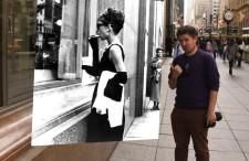 Niesamowicie filmowy Nowy Jork. Dawniej i dziś. Polak (też) potrafi!
