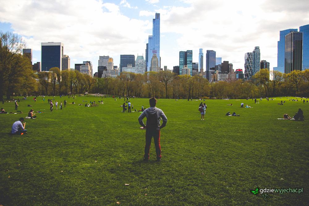 """Central Park. To było takie """"marzenie w marzeniu"""". Czyli bonusowa radość w ramach radości ogólnej"""
