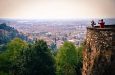 Warto się tu zatrzymać choć na chwilę. Bergamo